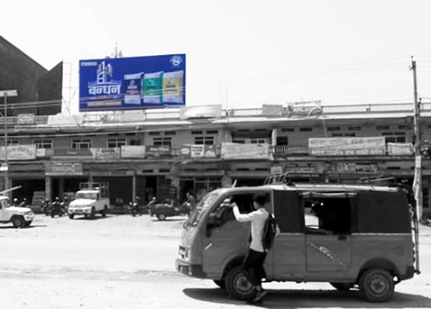Outdoor Advertising<br />Bandhan Cement